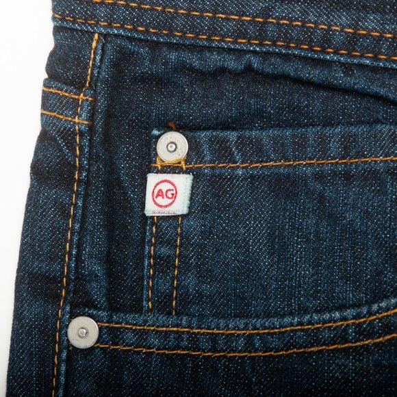 AG Adriano Goldscmied Matchbox Slim Straight Jeans